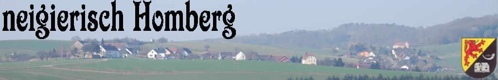 neigierisch Homberg