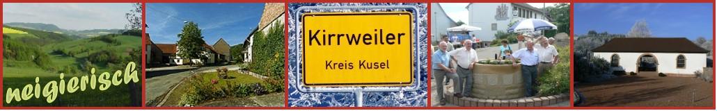 neigierisch Kirrweiler