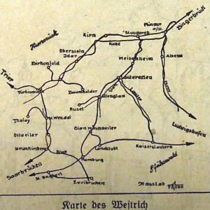 Karte-des-Westrich-von Hoevermann