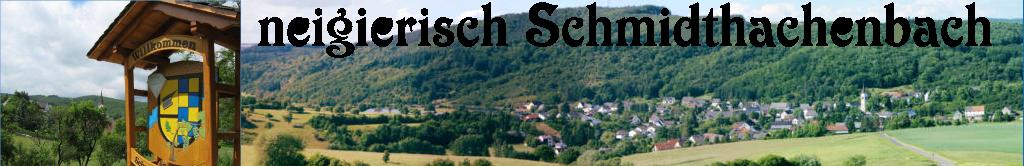 neigierisch Schmidthachenbach