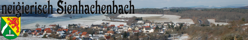 neigierisch Sienhachenbach