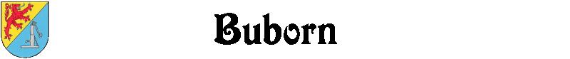 Buborn