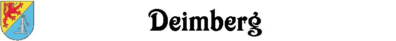 Deimberg